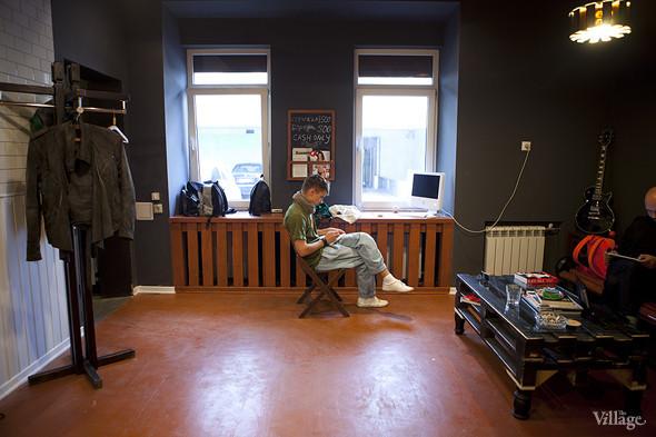 Новое место: Мужская парикмахерская Chop-Chop. Изображение № 8.