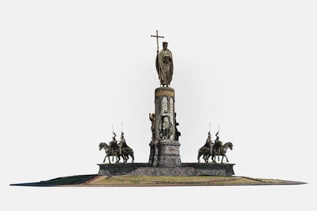 Видишь, там, нагоре, возвышается крест: Зачем Москве памятник князю Владимиру. Изображение № 9.