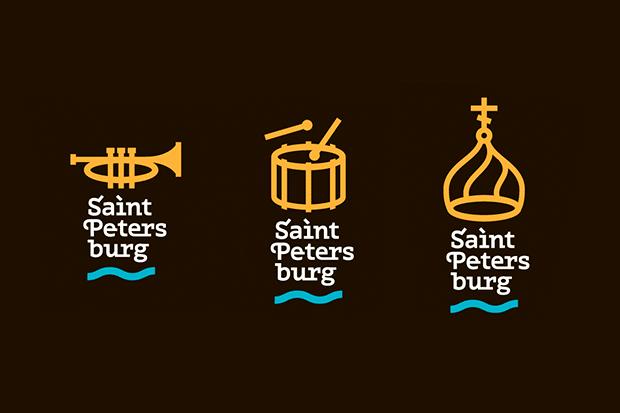 Жителям Петербурга предлагают проголосовать залучший логотип города. Изображение № 1.