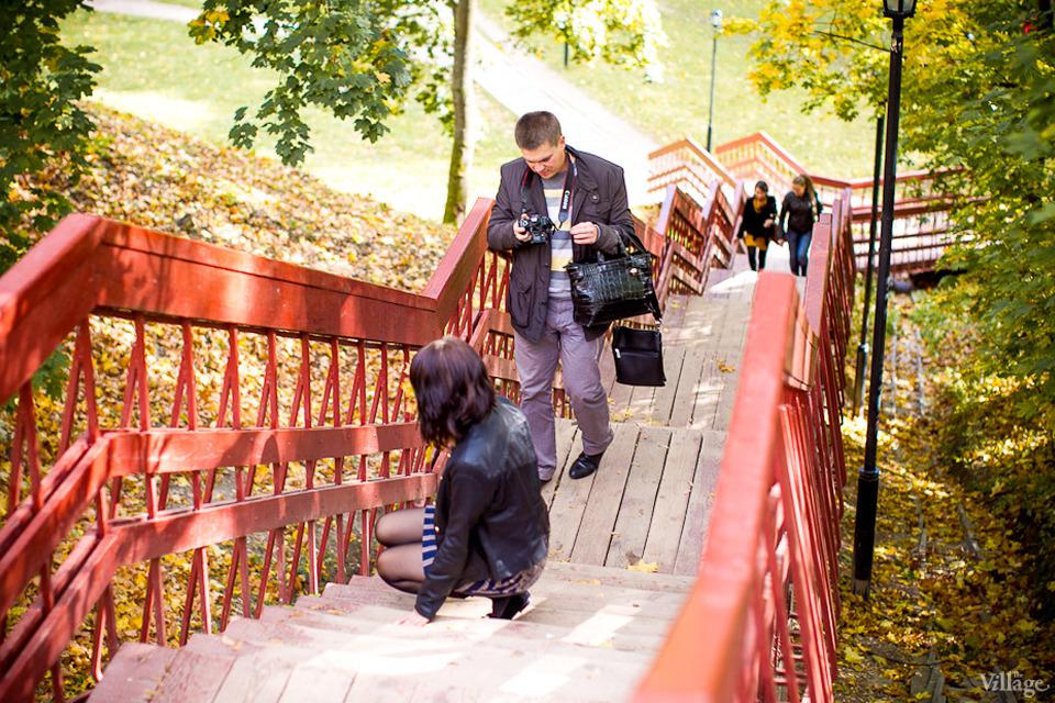 Люди в городе: Любительские фотосессии в парке. Изображение №12.