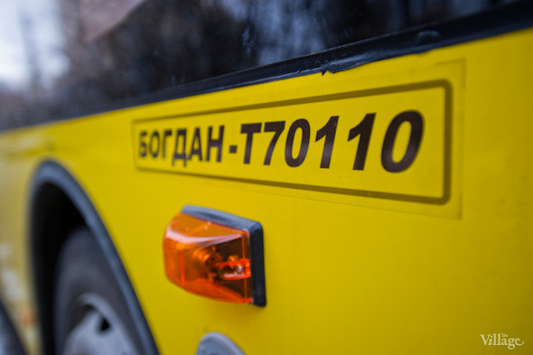 В Киеве запустили сто новых автобусов и троллейбусов. Изображение № 4.