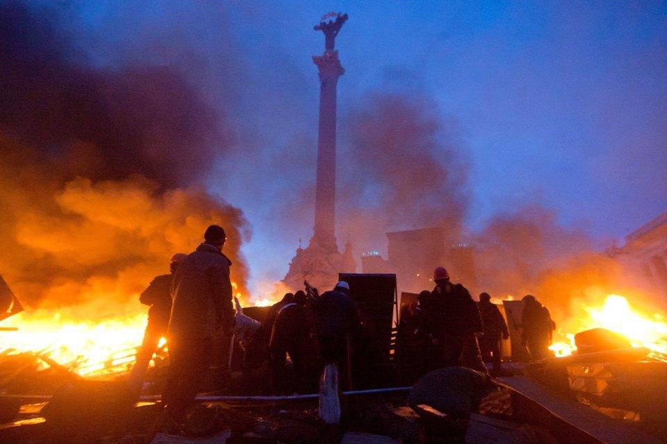 Штурм Майдана. Изображение № 12.