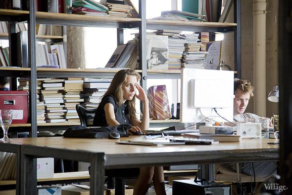 Офис недели: Production Ru и Egonomics. Изображение № 3.