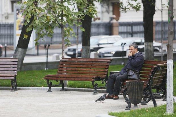 Фото дня: Как выглядит обновлённая Арбатская площадь. Изображение № 11.