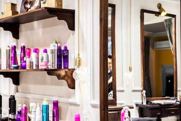 Новое место: Женская парикмахерская Annie Hall. Изображение № 9.