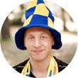 Camp Sweden: Шведские болельщики в кемпинге на Трухановом острове. Зображення № 28.