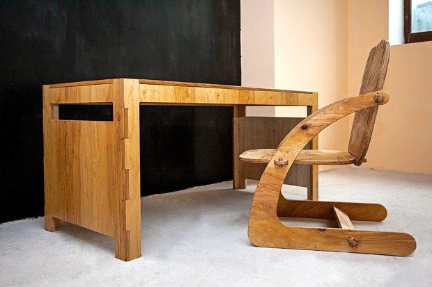 Сделано в Киеве: Мебель HovART Workshop. Изображение №1.