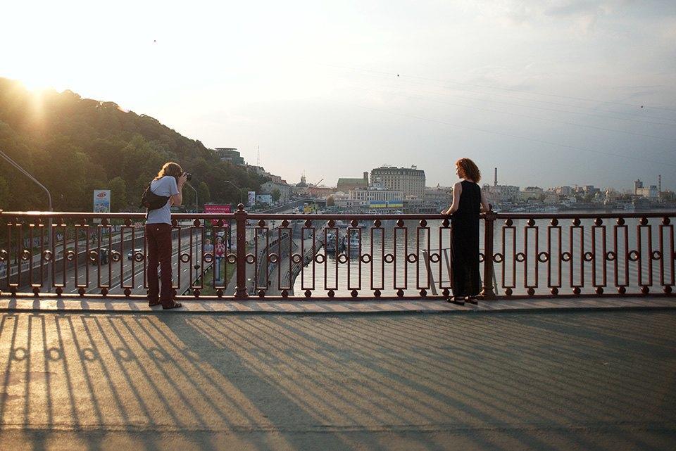 Фотопроект на Пешеходном мосту. Изображение № 3.