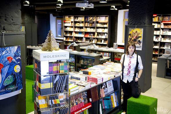На «Винзаводе» открылся новый книжный магазин «Артбукса». Изображение № 2.