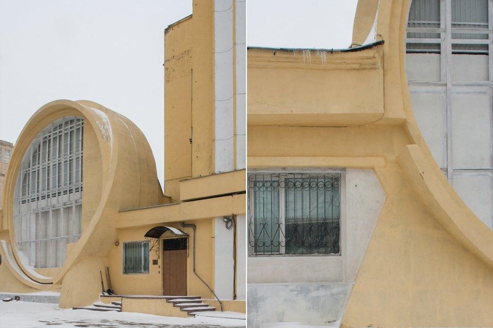 Архитектор Михаил Князев — осамых необычных автомобильных гаражах Москвы. Изображение № 9.