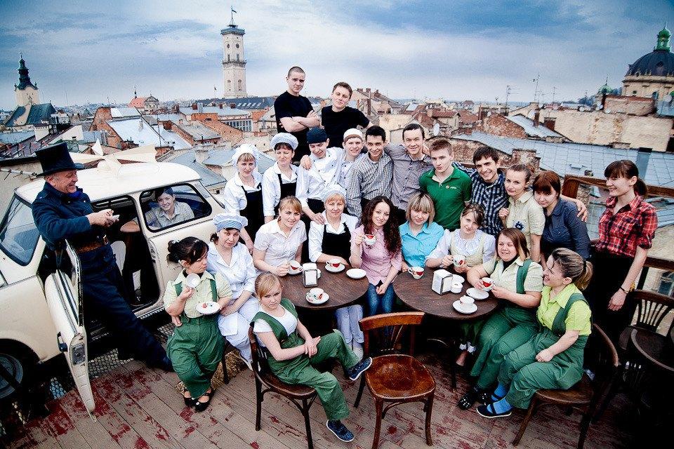 Гид по концептуальным ресторанам Львова. Изображение № 133.