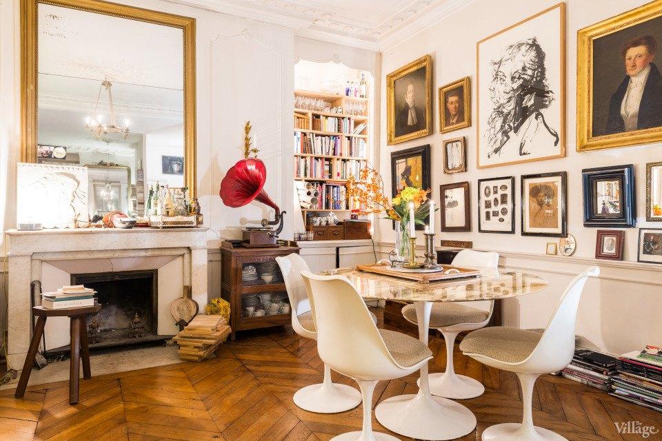 Квартиры мира: Париж. Изображение №3.