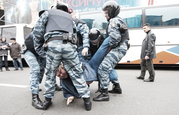 Copwatch: Действия милиции на Крещатике в день оглашения приговора Юлии Тимошенко. Зображення № 19.