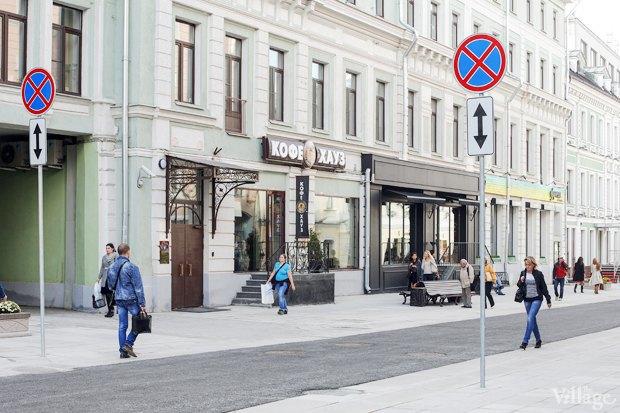 Фото дня: Как выглядит пешеходная Большая Дмитровка. Изображение № 6.