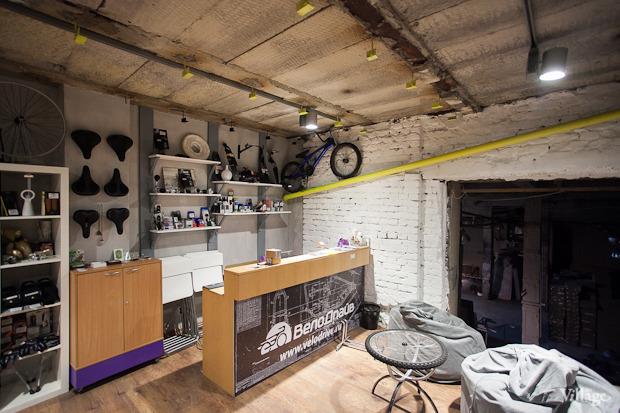 В «Этажах» появился велосипедный магазин-клуб . Изображение № 1.