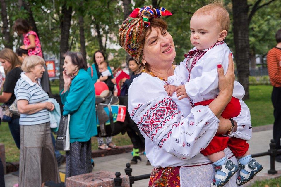 Шествие бабушек наТверской. Изображение № 3.