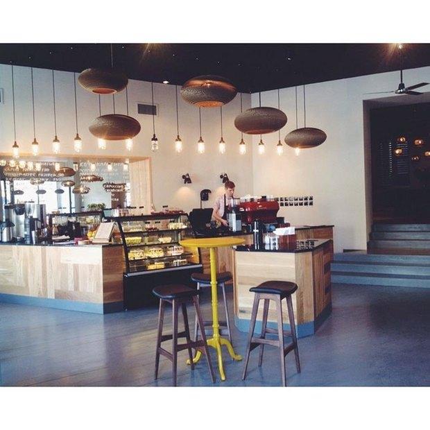 Владелец «Кинг-Понга» открыл кофейню наБольшой Морской улице . Изображение № 1.