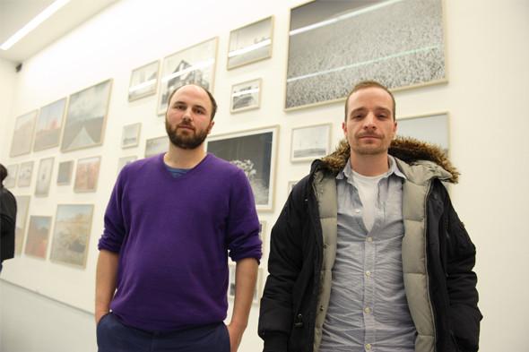 Тайо Онорато — слева, Нико Кребс — справа. Фотографии предоставлены пресс-службой «Мультимедиа Арт Музея». Изображение № 3.