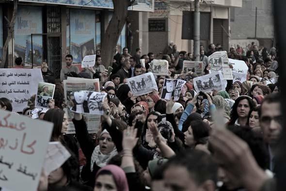 Народ против: Главные протесты 2011 года. Изображение № 6.