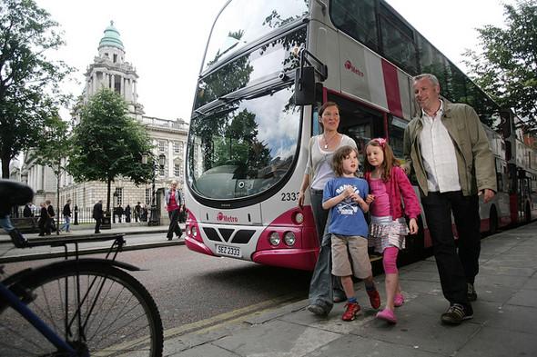 Иностранный опыт: 5 способов пересадить водителей на общественный транспорт. Изображение № 17.