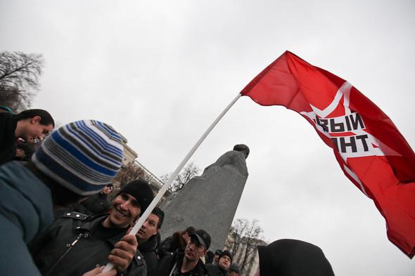 Фоторепортаж: Митинг против фальсификации выборов. Изображение № 7.