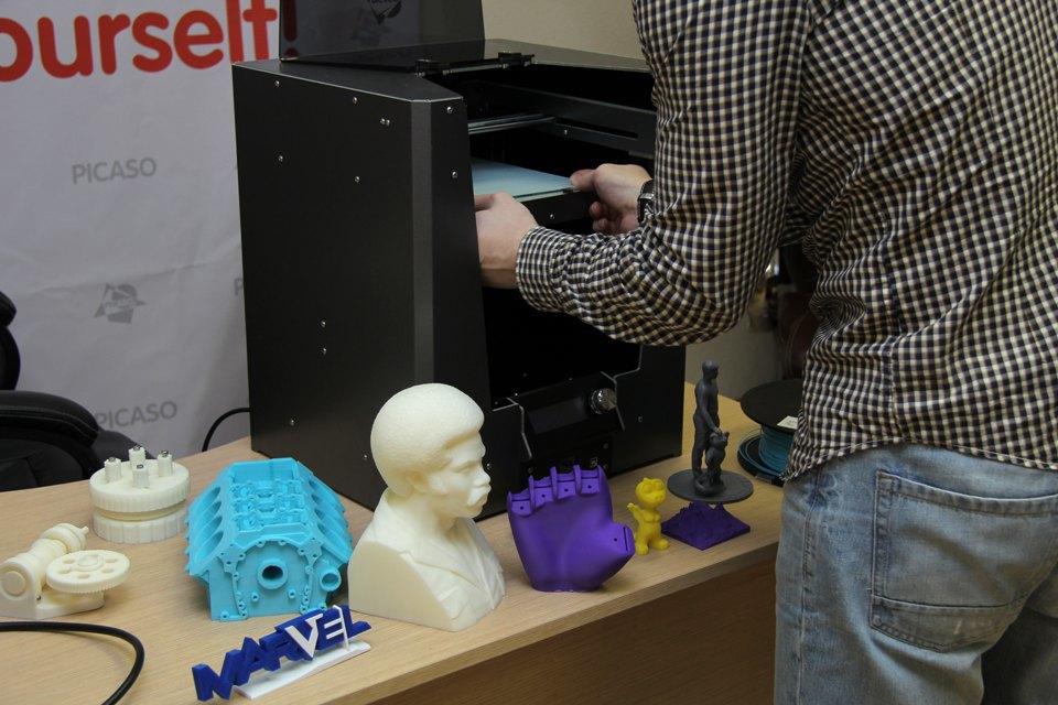 Как наладить производство  3D-принтеров в Москве. Изображение № 3.