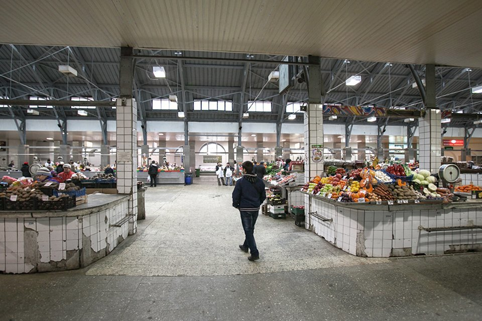 За базар в ответе: Как устроены 7 главных городских рынков. Изображение № 33.
