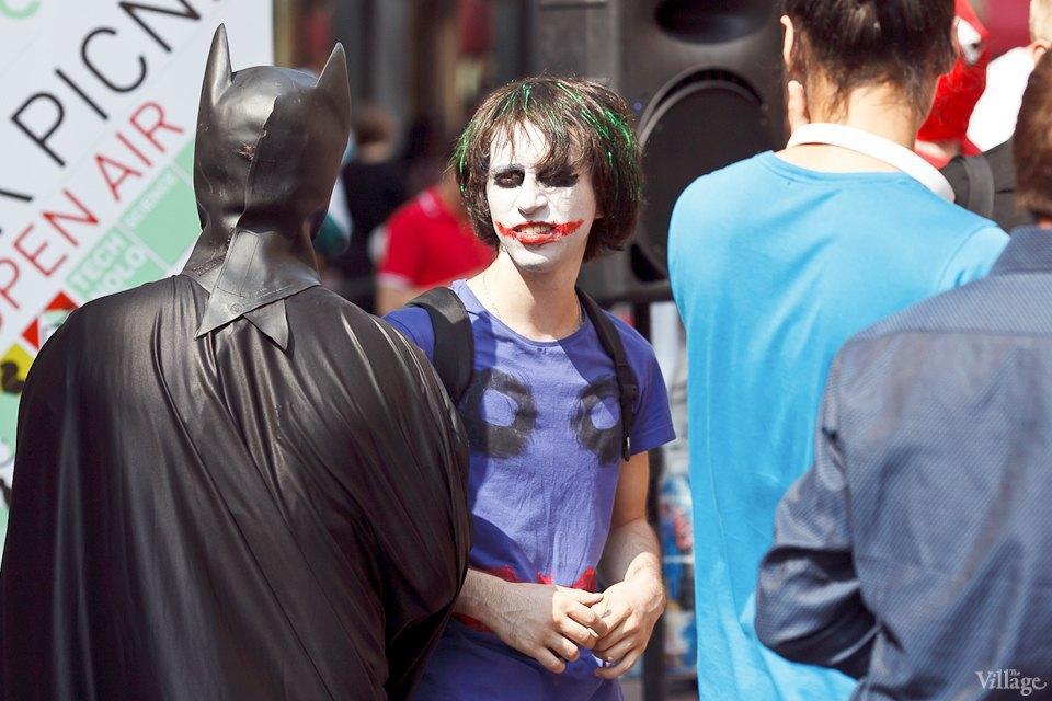 Люди в городе: Участники «Гик-парада» в Петербурге. Изображение № 4.