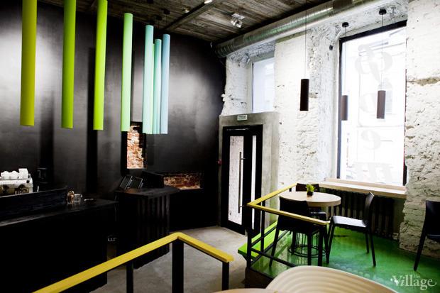 Новое место: Вегетарианское кафе Fresh. Изображение № 2.