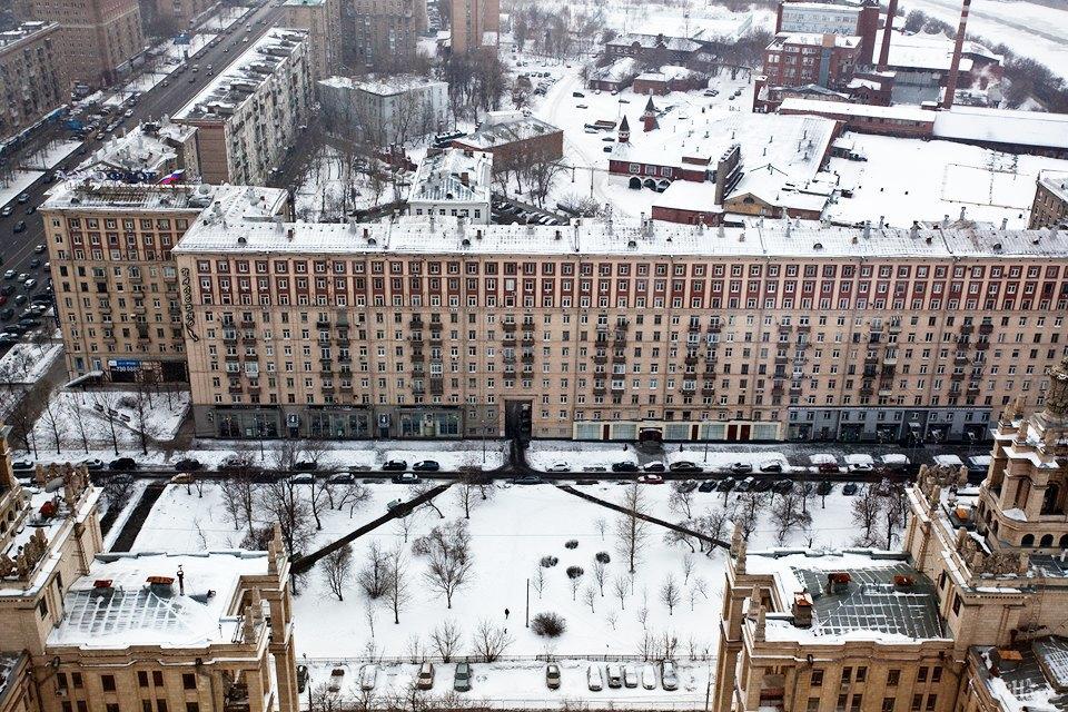 Лучший вид на этот город: 7 смотровых площадок вМоскве. Изображение № 43.