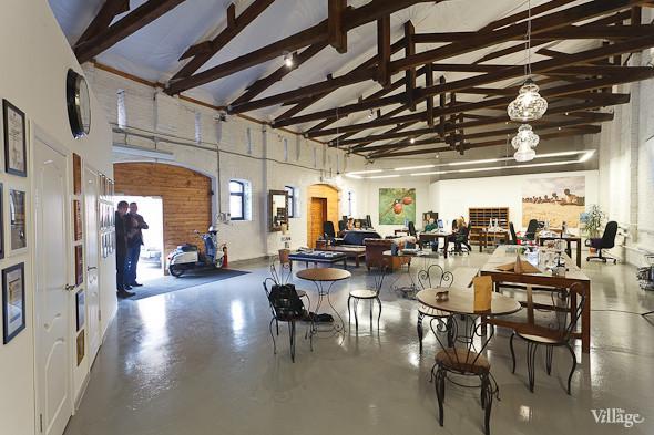 Офис недели (Петербург): Северо-западная кофейная компания. Изображение № 9.