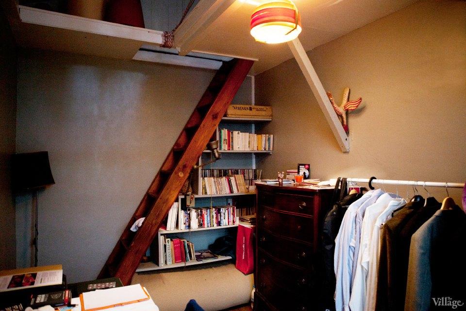 Квартиры мира (Париж): Дом в районе Монтрёй. Изображение №41.
