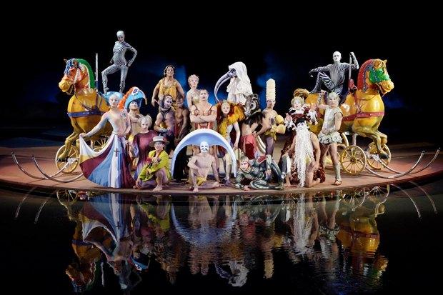Итоги недели: 50 велопарковок, разгон парада Cirque du Soleil и пешеходная Большая Морская. Изображение № 2.