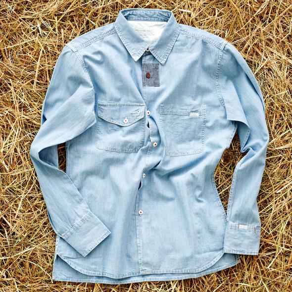Вещи недели: 15 джинсовых рубашек. Изображение №7.
