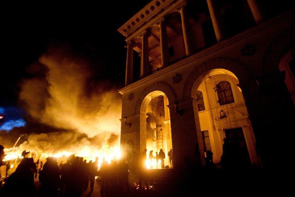 Штурм Майдана. Изображение № 10.