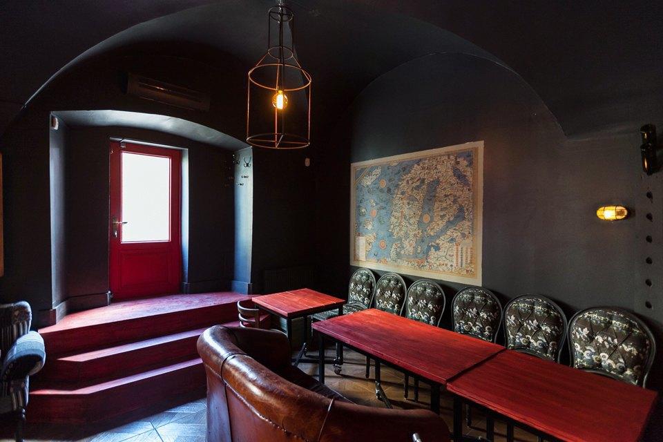 Винный бар prostovino в«Третьем кластере». Изображение № 2.