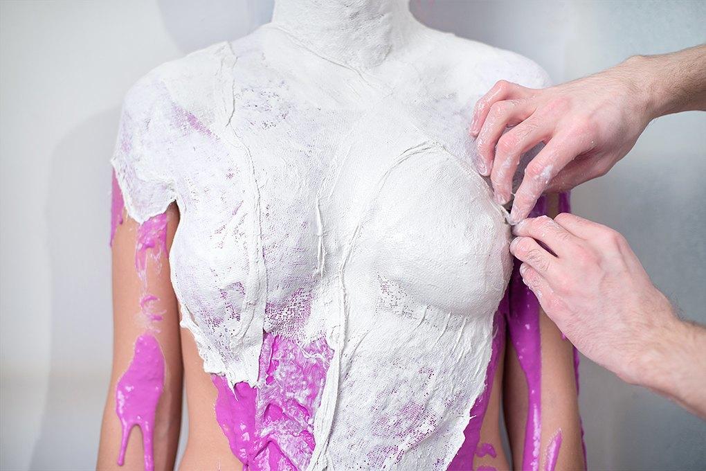 LesRuk: Какзаработать налюбви кскульптуре исобственному телу. Изображение № 1.