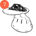 Рецепты шефов: Китайские пельмени с бараниной. Изображение №9.