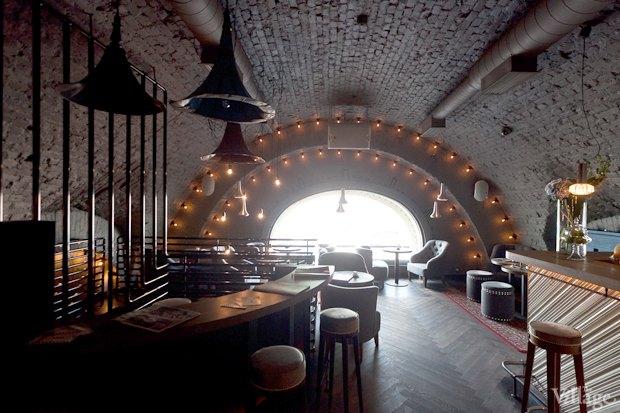 Ресторан-бар The Americano открылся на месте Soholounge. Изображение № 4.