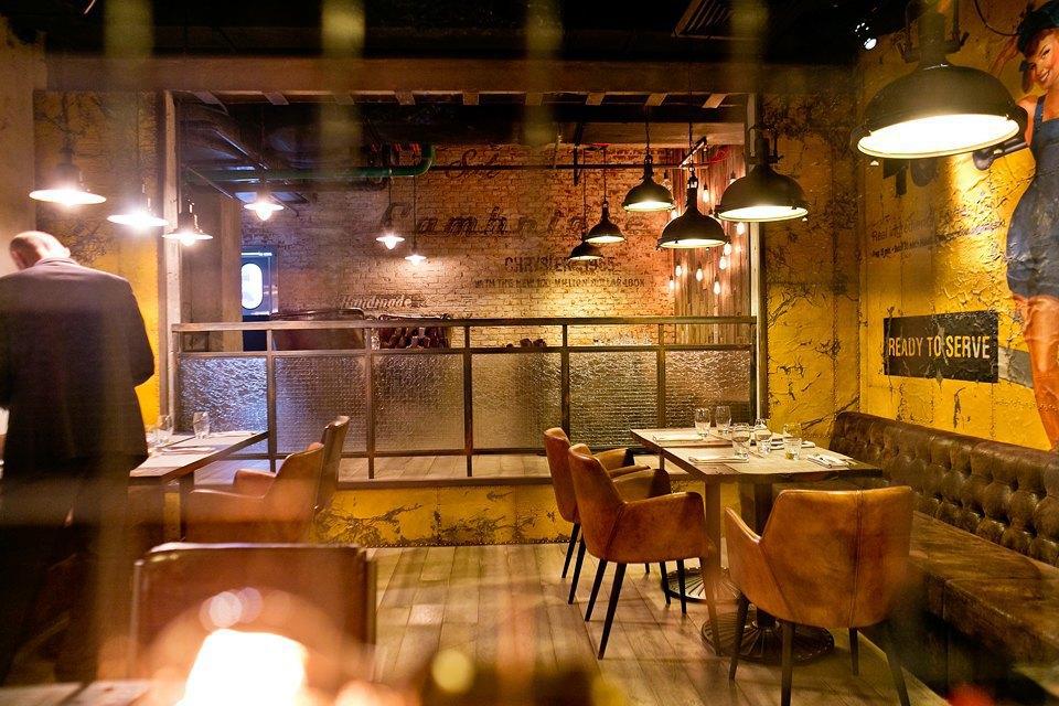 Ресторан «Фаренгейт». Изображение № 19.