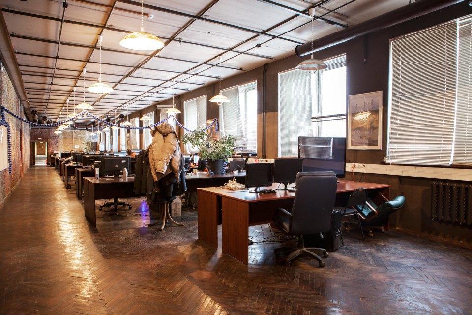 Офис недели (Москва): RStudios. Изображение № 20.