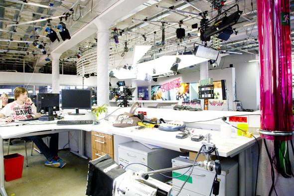 Офис недели: телеканал «Дождь». Изображение № 31.