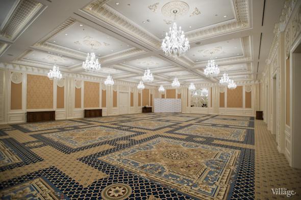 В Киеве открыли еще один пятизвездочный отель. Зображення № 18.