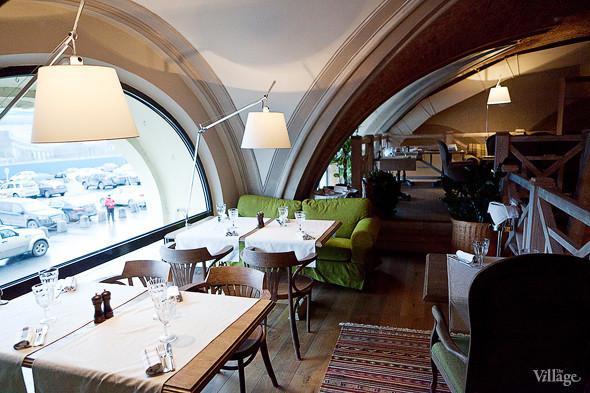 Новое место (Петербург): Ресторан Bazar. Изображение № 13.