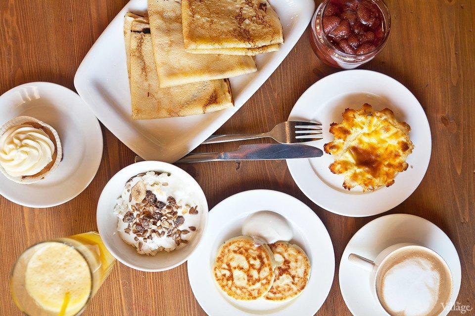 Пока ты спал: Ранние завтраки в Петербурге. Изображение № 19.