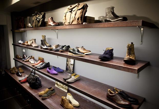 На Знаменке открылось ателье мужской обуви Vittorio Spernanzoni. Изображение № 3.
