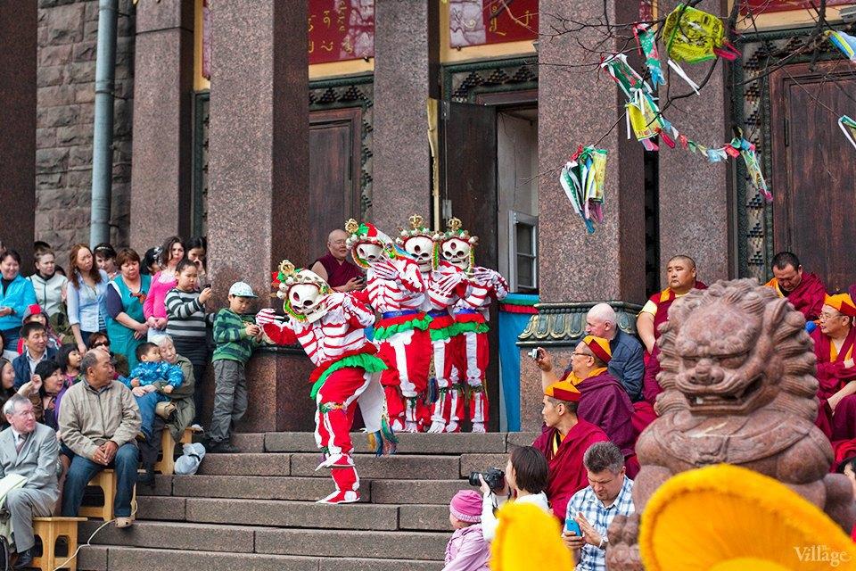 Фоторепортаж: Столетие петербургского дацана. Изображение № 8.