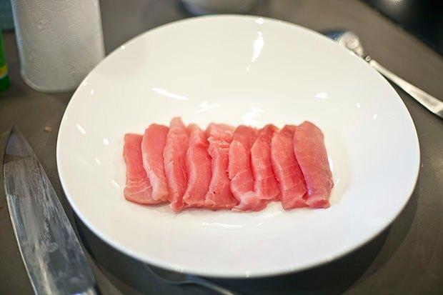 Шеф дома: Том ям и сашими из тунца Геннадия Иозефавичуса. Изображение № 86.