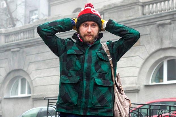 Внешний вид: Андрей Гирчук, основатель Roof Events Kiev. Зображення № 9.