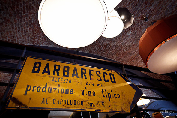 Новое место: ресторан Barbaresco (Петербург). Изображение № 32.